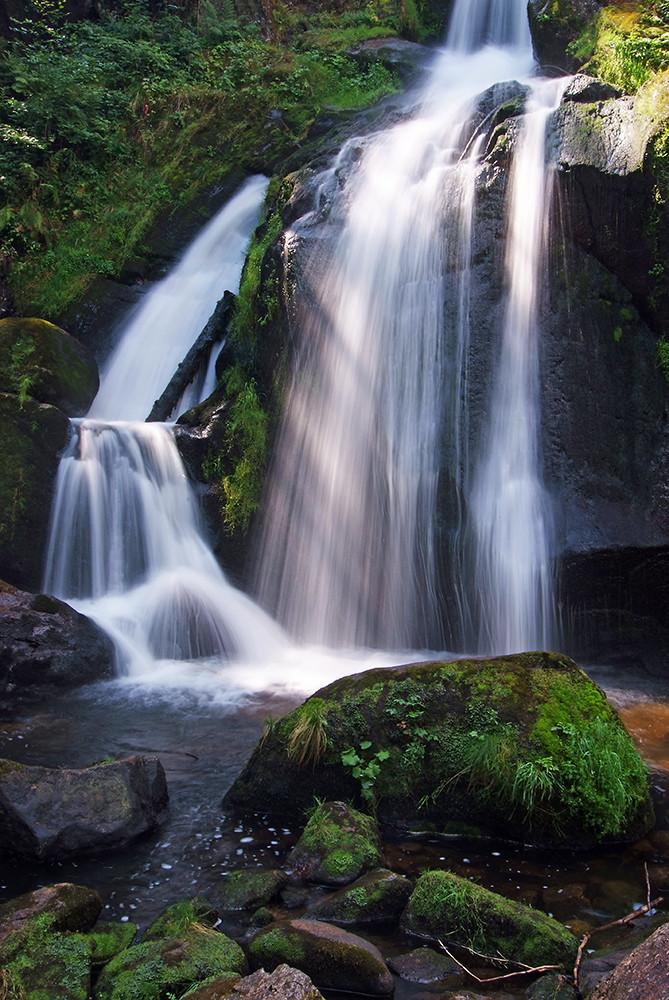 Triberg-Wasserfall #2