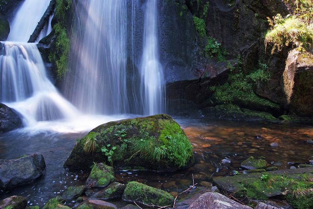 Triberg-Wasserfall #3