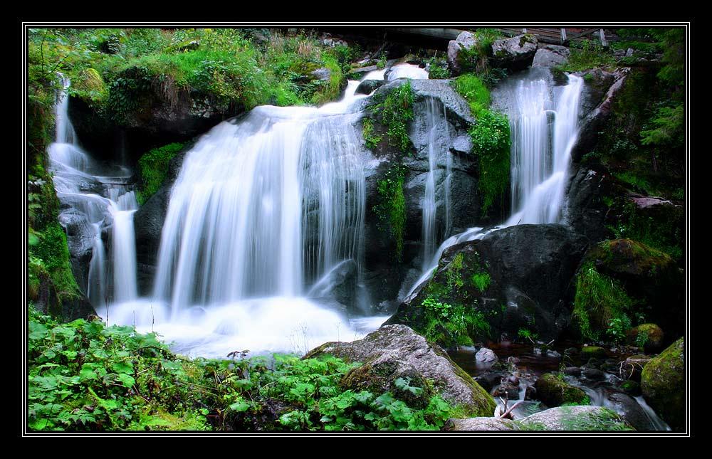 Triberger Wasserfälle #1