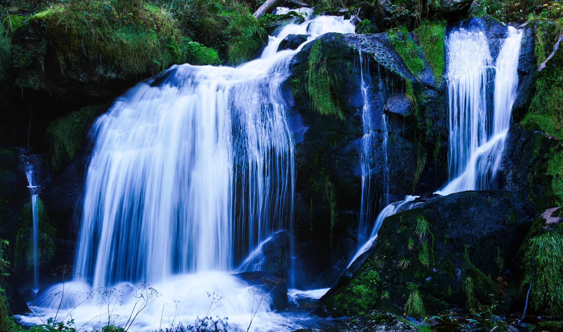 Triberger Wasserfälle 3