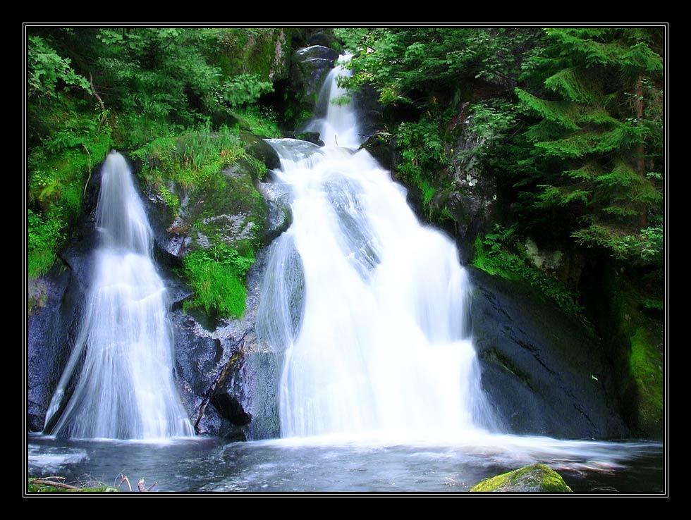 Triberger Wasserfälle #3