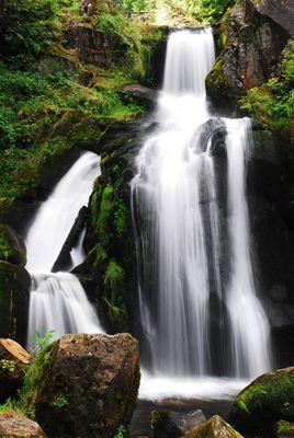 Triberger Wasserfälle im Schwarzwald (1)