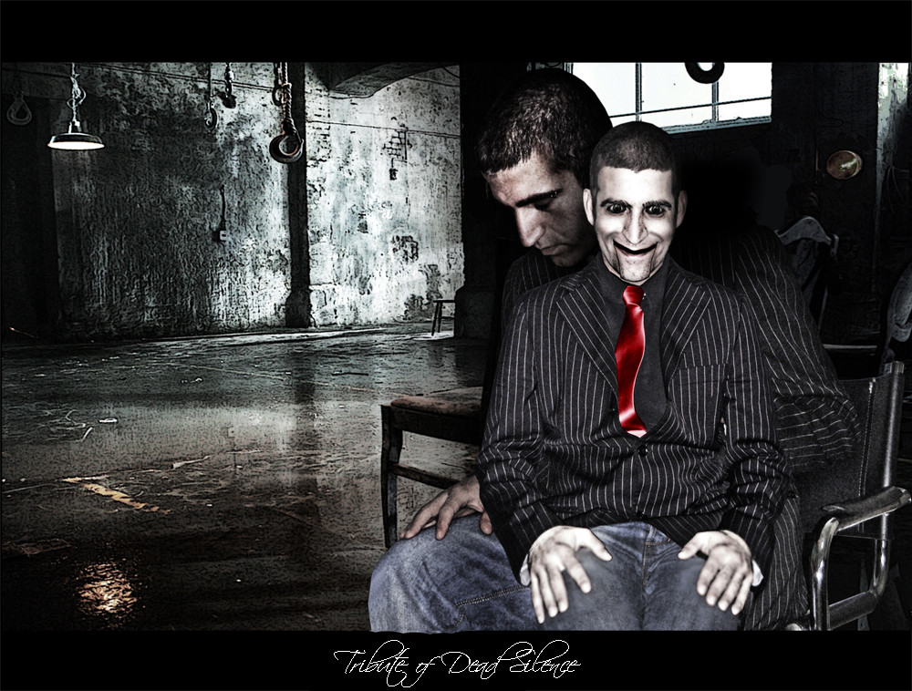 tribute of dead silence