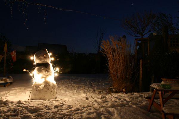 Tribute to Schneeman :-)