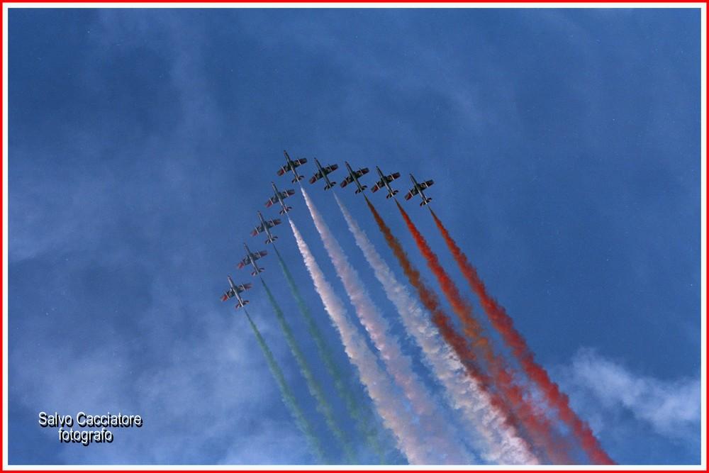 Tricolori al Foto Italico di Palermo