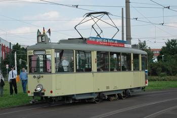 Triebwagen 14
