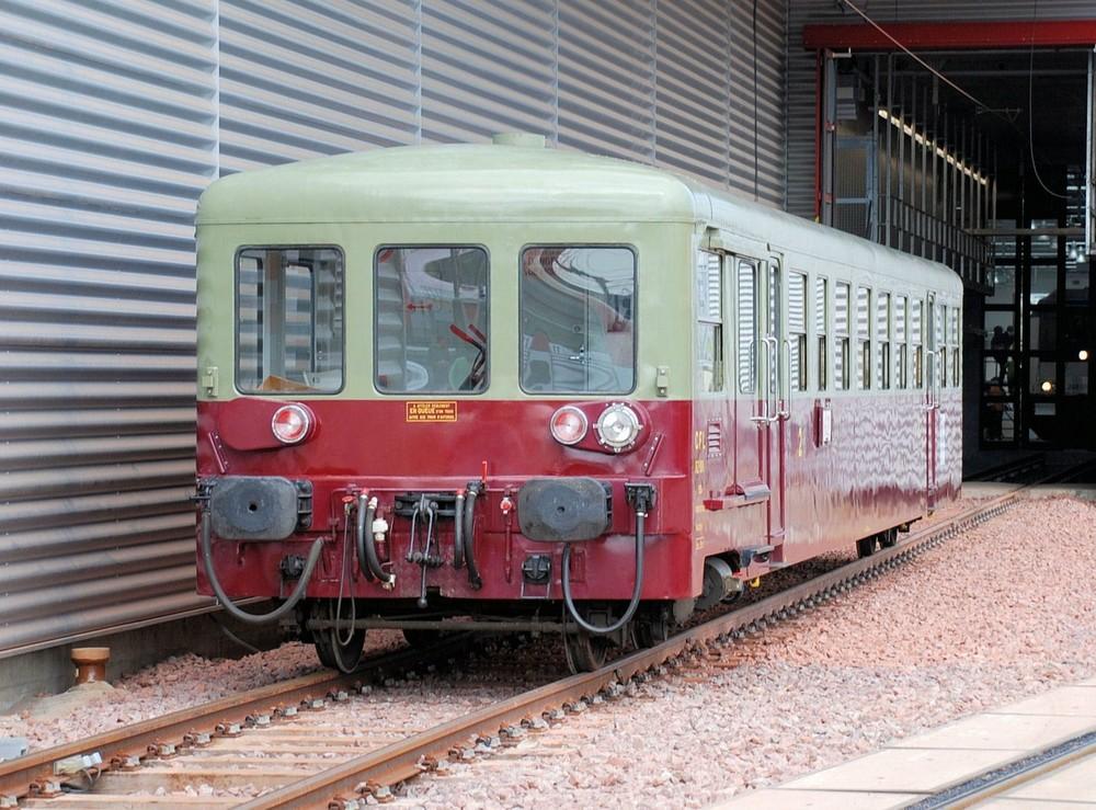 Triebwagenanhänger CFL Rz 1011