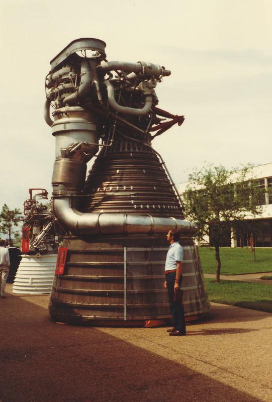 Triebwerk Saturn V