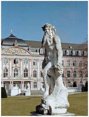 Trier, Palastgarten IV
