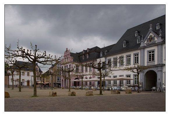 Trier und sch....lechtes Wetter