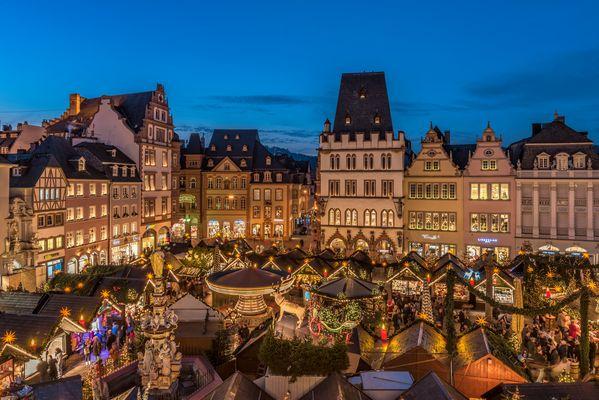 *Trier - Weihnachtsmarkt*