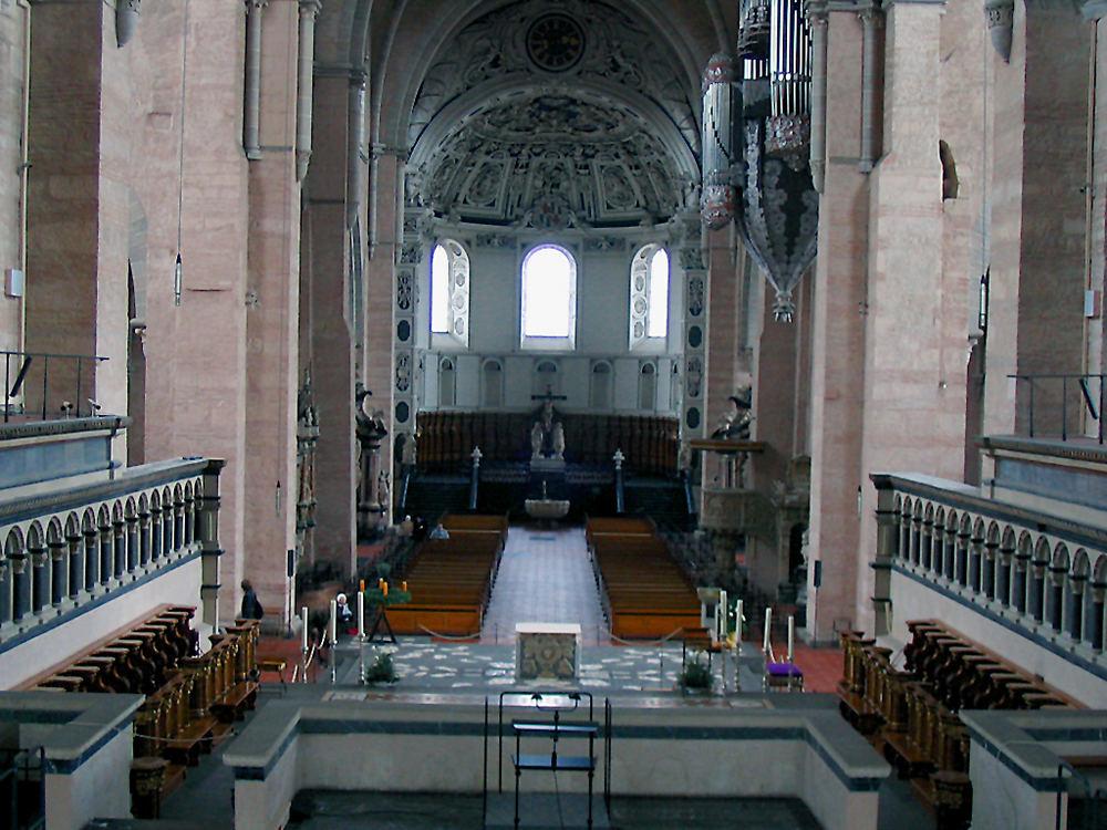 Trierer Dom Dezember 2005