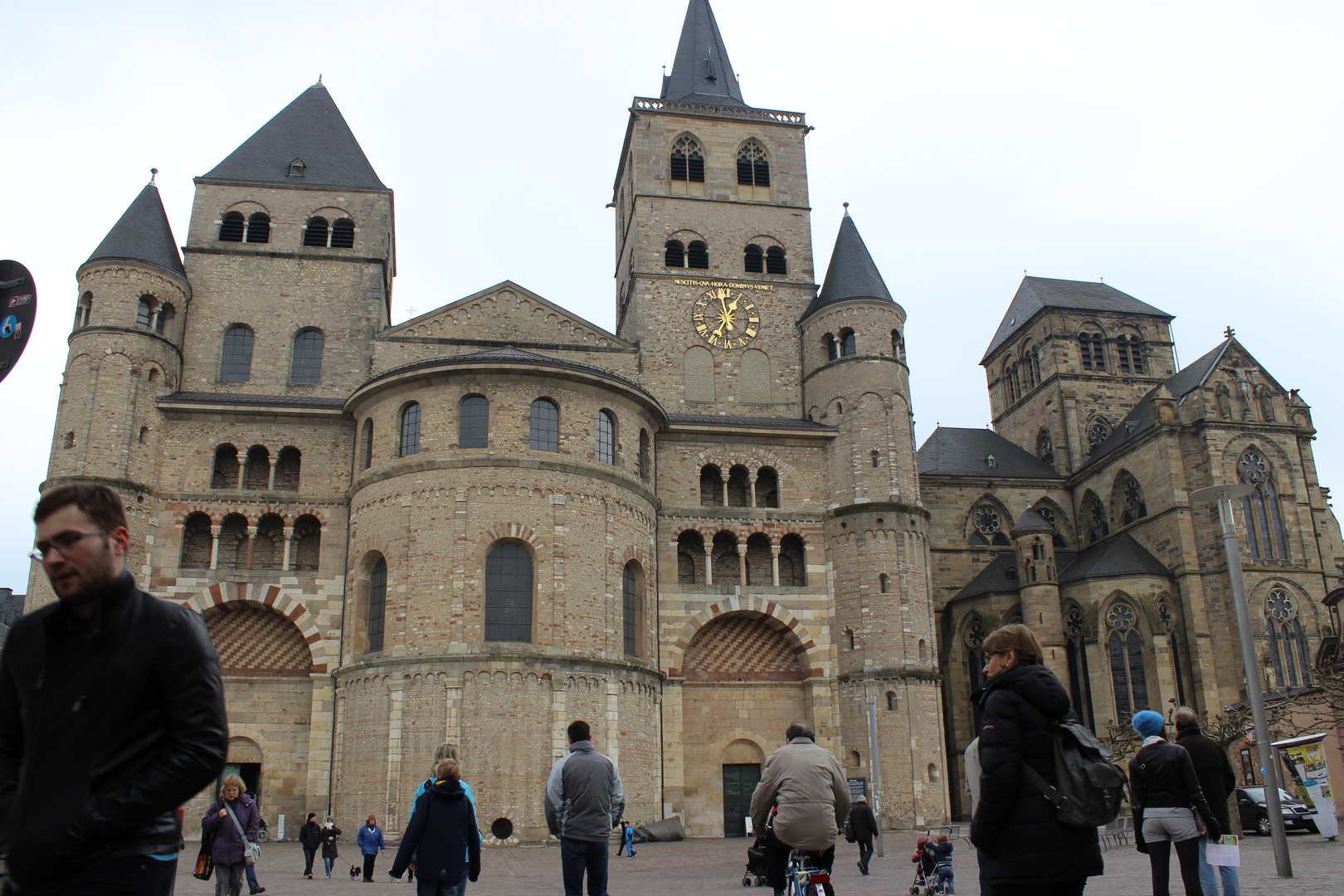 Trierer Dom und Liebfrauenkirche