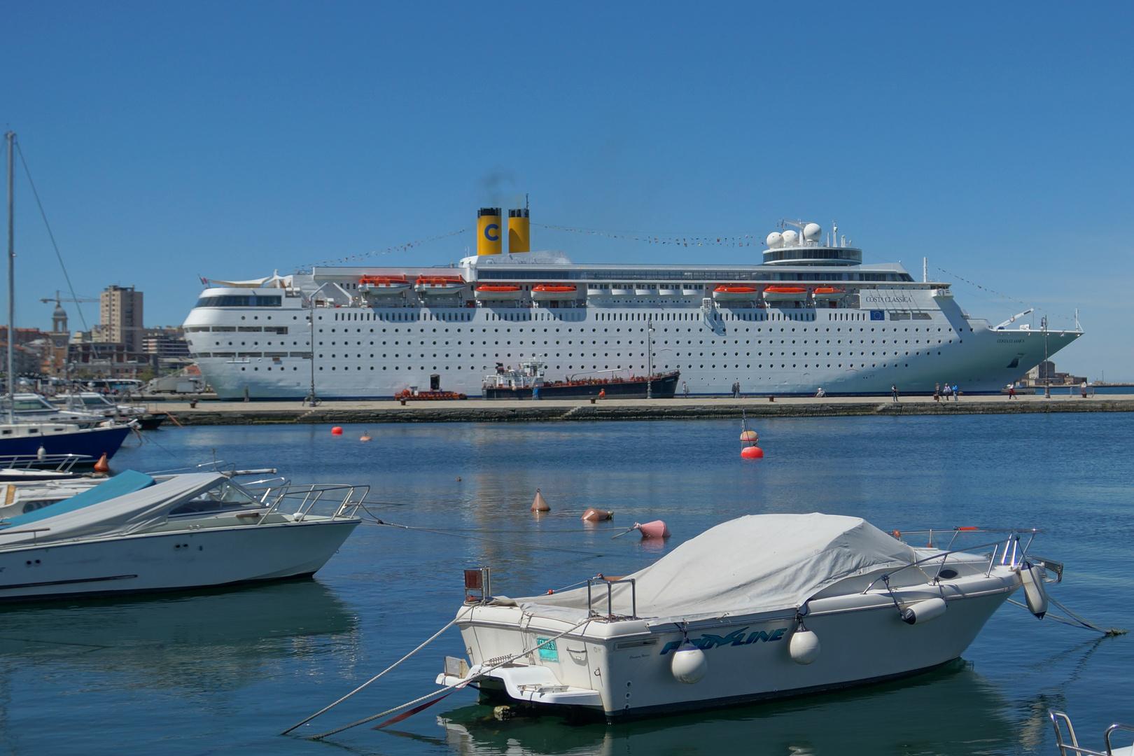 Triest - Hafen