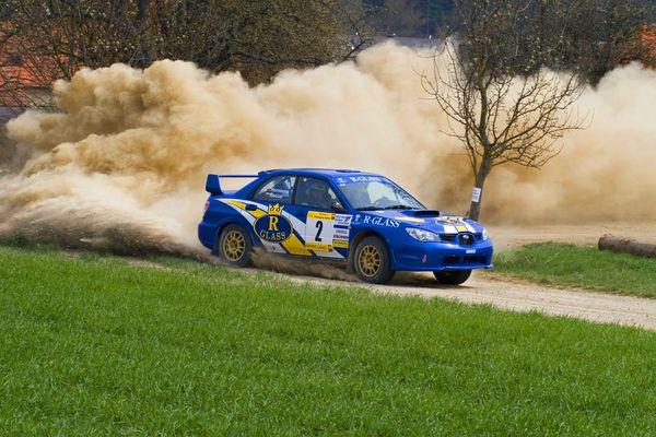 Triestingtal Rallye 2008 _ 1