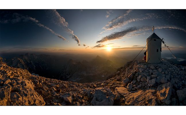 Triglav Sunset