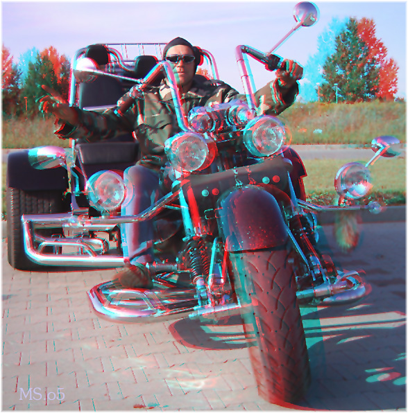 Trike-Bike - that's what I like Nr.2
