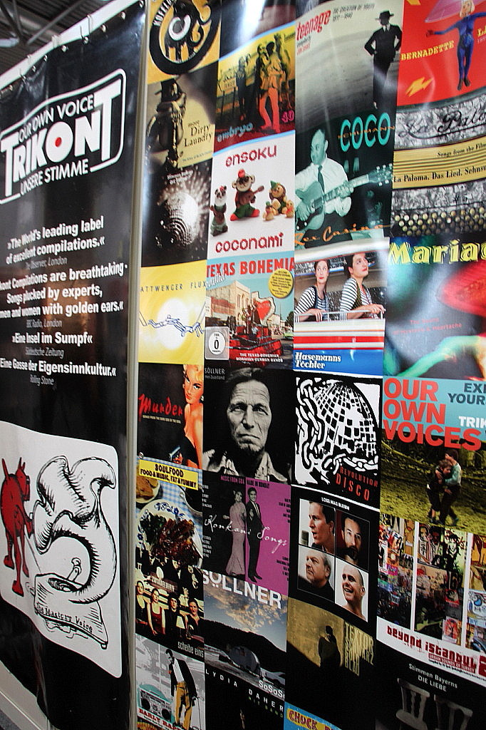 Trikont @ Buchmesse Leipzig 2013