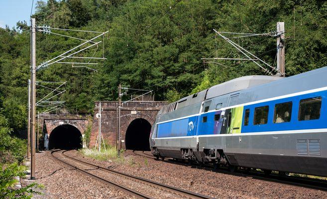 Trilogie der Hofmuhl-Tunnels - I -