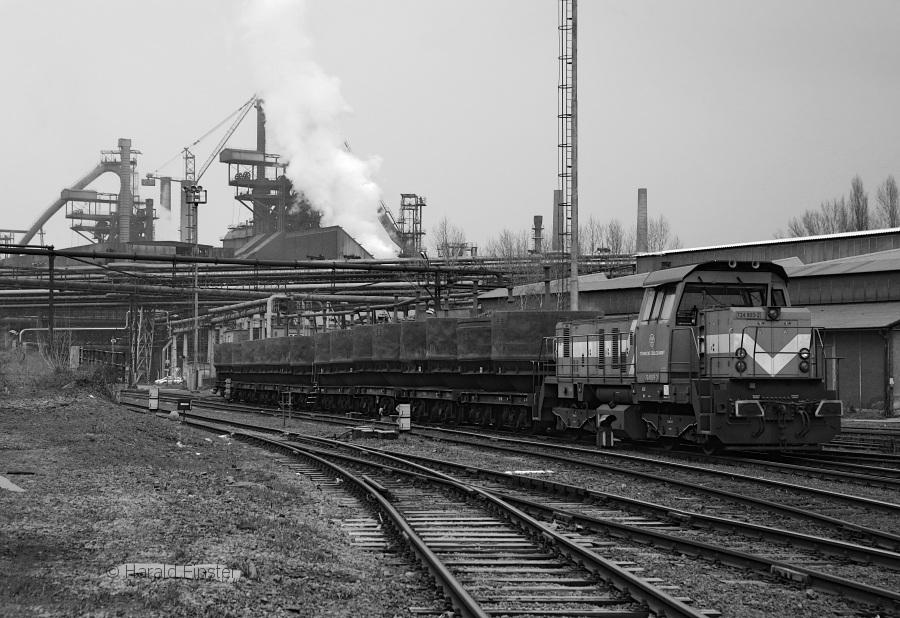 Trinecké železárny