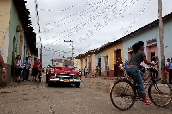 Trinidad Cuba ...