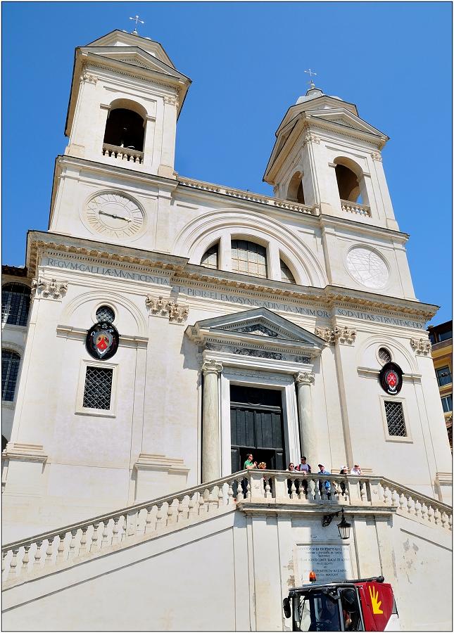... Trinita del Monti ...