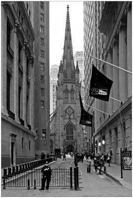 Trinity Church - Manhattan