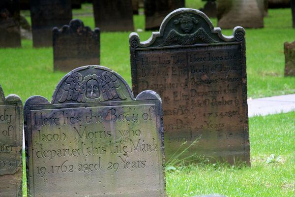 Trinity Church's Cemetery