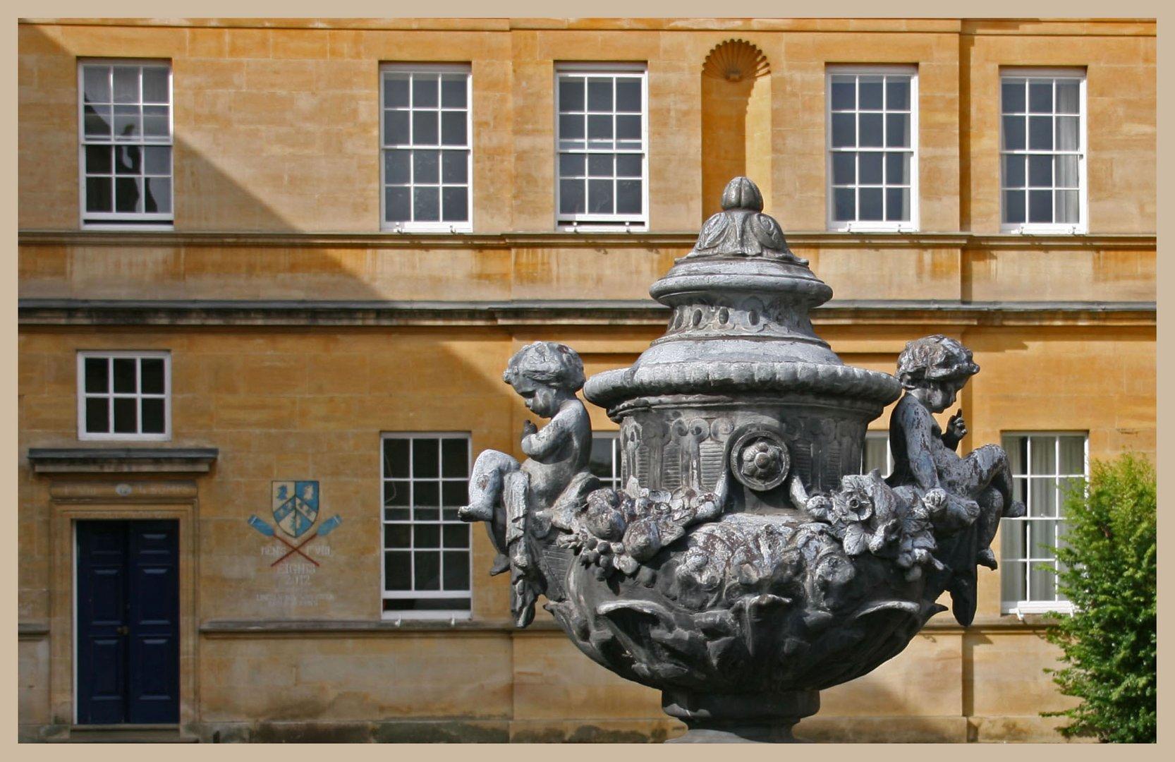 Trinity College Oxford