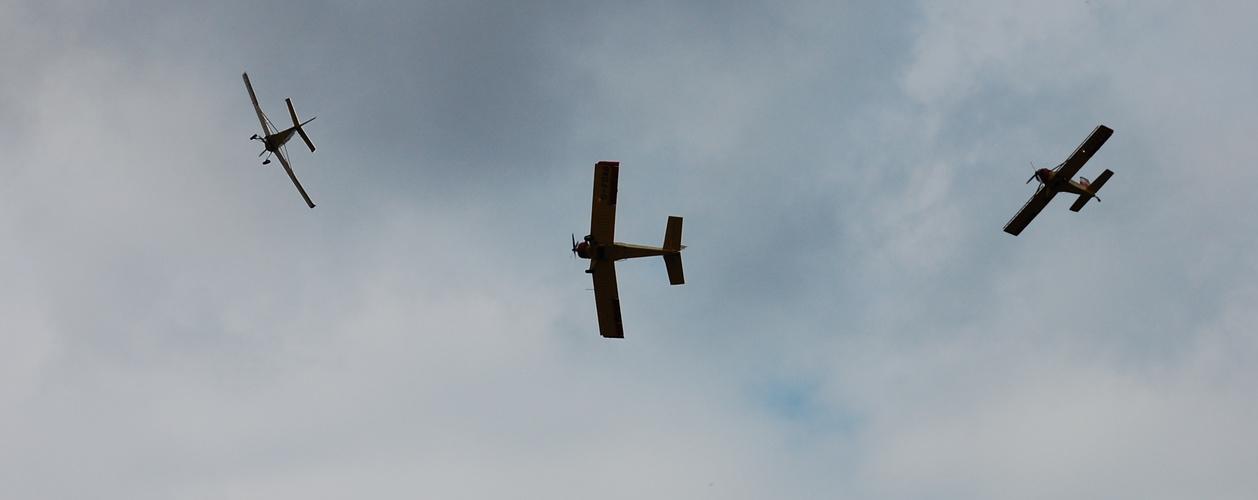 """Trio-Serie """"Airborne"""""""