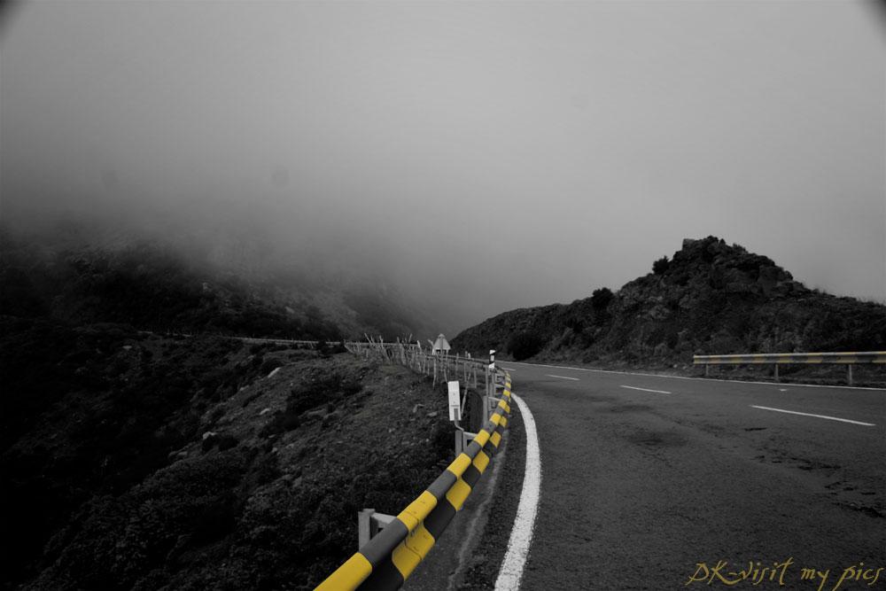 trip to fog