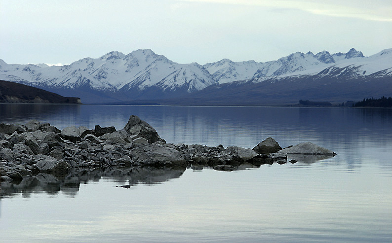 Trip to Lake Takepo