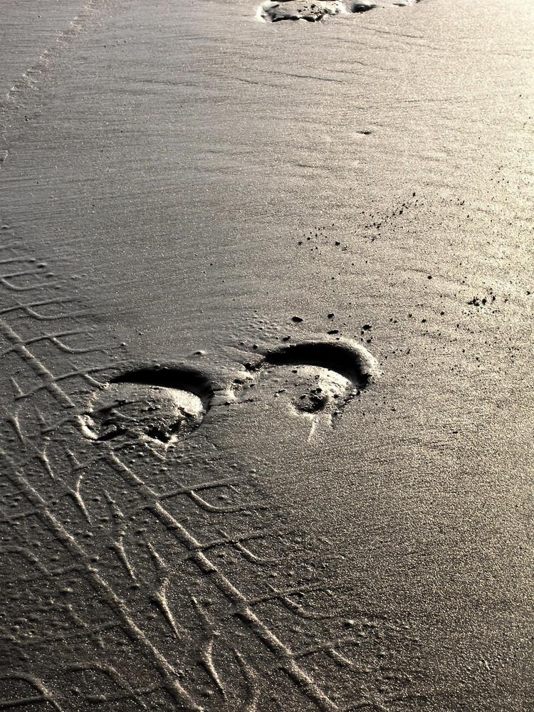 Trip - Trap am Strand von Parangtritis