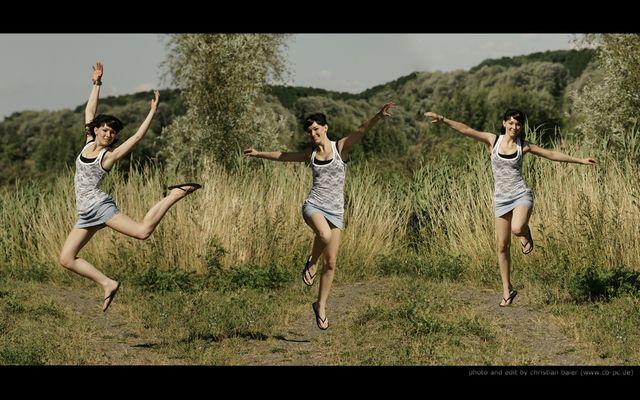 tripple summer jump