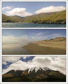 Triptych - Naturpanoramen NZ