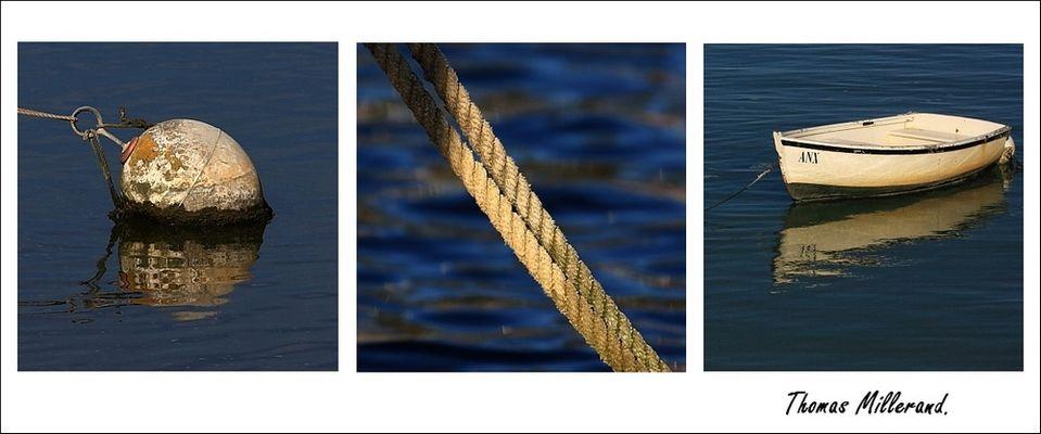 Triptyque marin