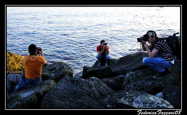 Tris di Fotografi!