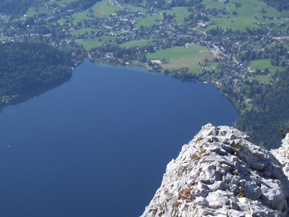 Trisselwand und Altausseer See