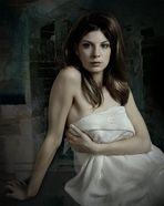 Triste, Marie-Julie, ein Akt Portrait ....