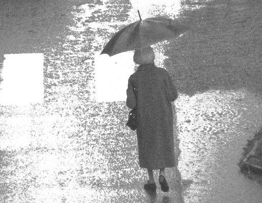 triste pioggia
