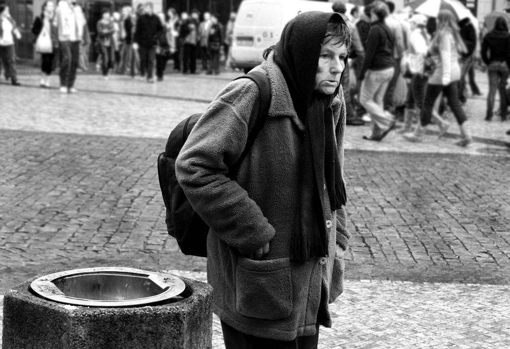 tristezza a Praga