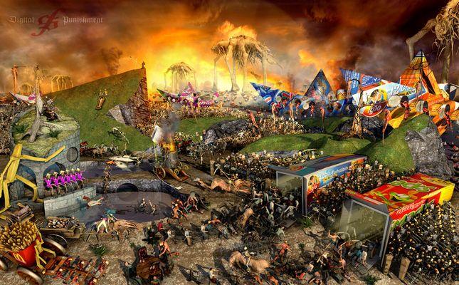 Triumph des Todes III ( Dawn of the Dead )