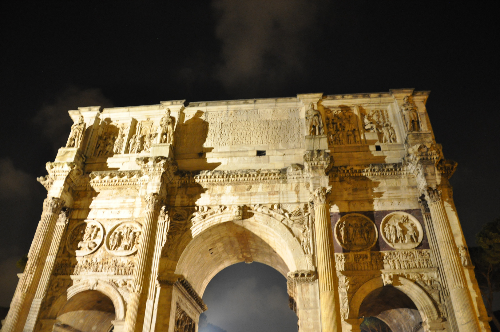 Triumphbogen Roma