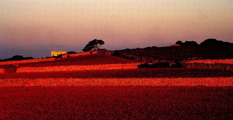 Trockenmauern auf Menorca