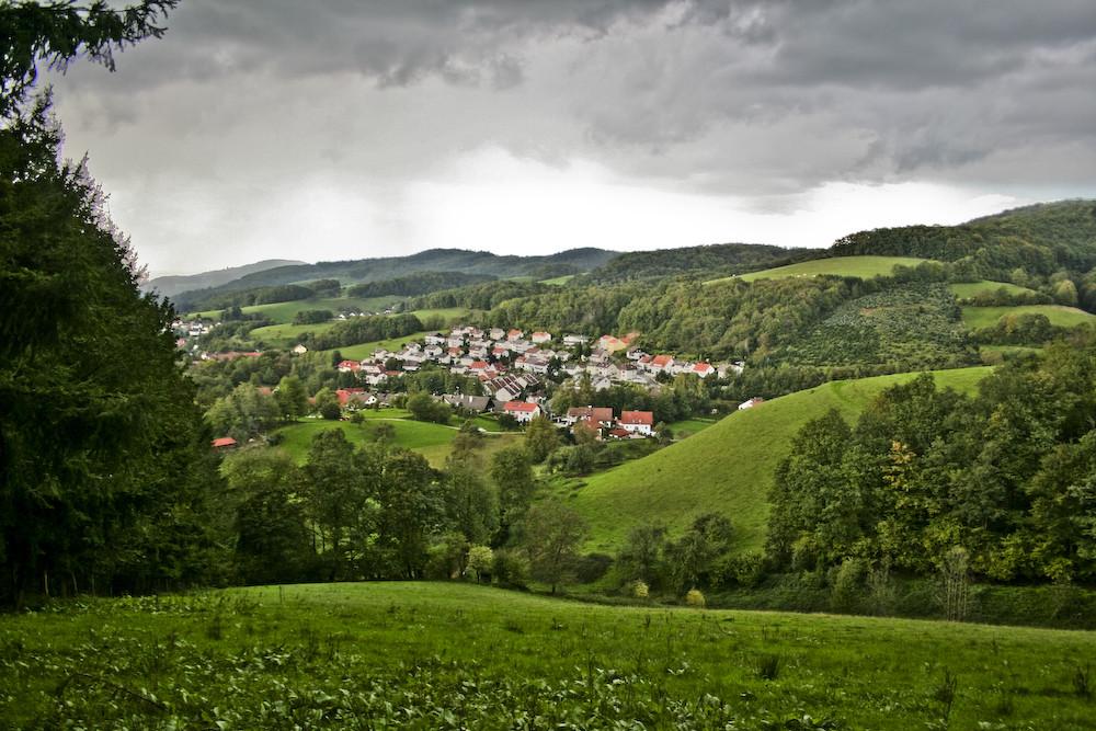Trösel im Odenwald