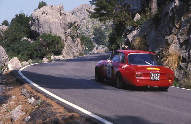 Trofeo Baleares Clasico 2003 - Alfa Romeo GTAm
