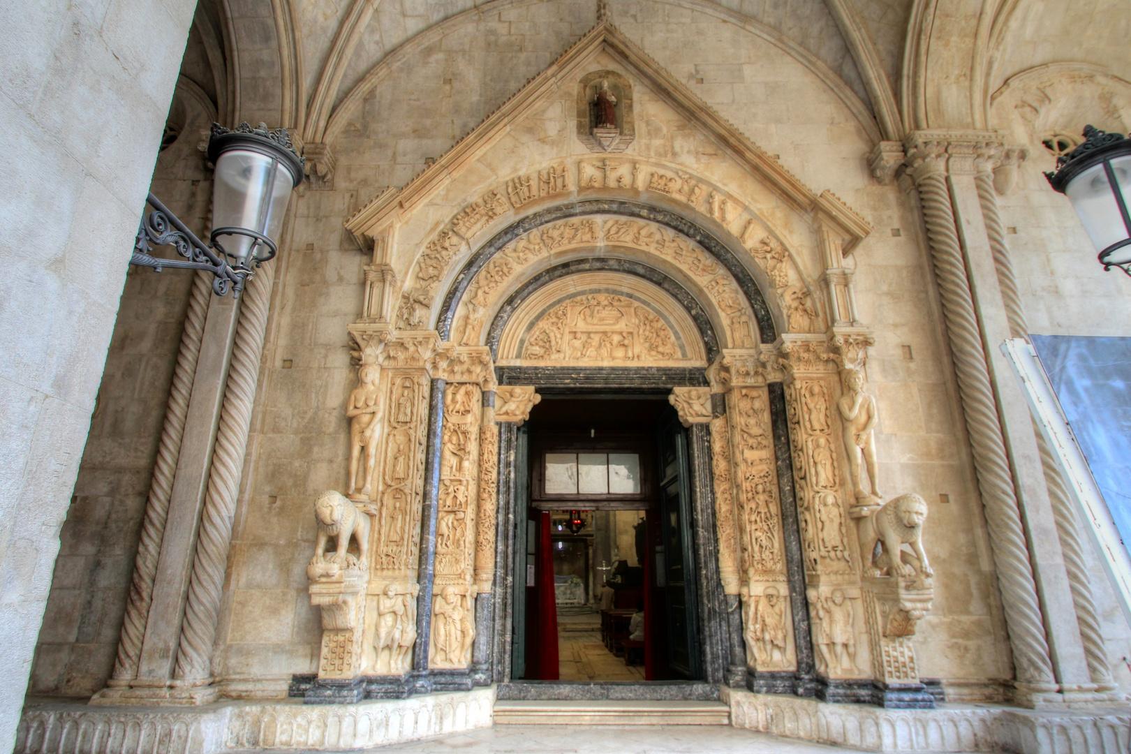 Trogir- Church