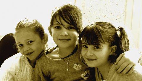 Trois petites souries