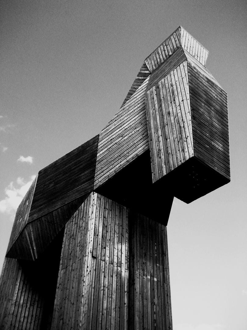 Trojanisches Pferd, Stendal