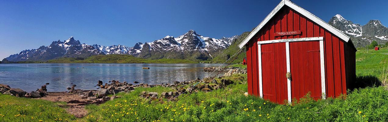 Troll dich, du Fjord!